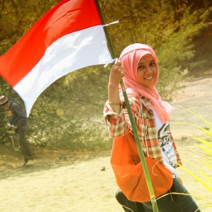 Celebrate 70th Independence day (Photo by Rait)